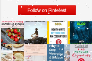 Pinterest Overview for new bloggers