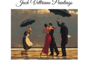 Blogtober Day 7 – Top 10 Jack Vetrianno Paintings