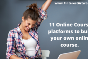 11 Online course platforms
