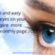 30 awesome and easy ways to get eyes on your blog and inspire 1,000+ page views