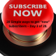 """Good traffic, but few subscribers – 20 Simple ways to get """"new"""" Subscribers – Day 3 of 20."""