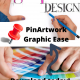 PinArtwork Graphic Ease – Learn how to mkae outstanding Pinterest pins