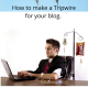 How to make a Tripwire for your blog.