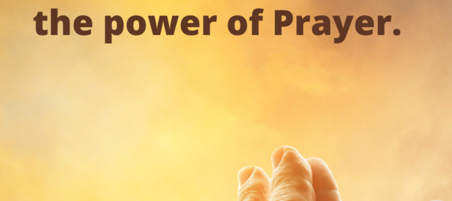 Faith quotes about the power of prayer