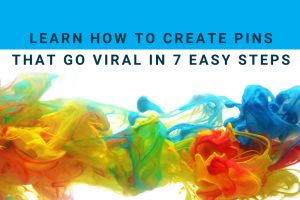 Learn how to create viral pins