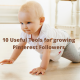 10 Useful Tools for growing Pinterest Followers