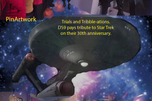 Star Trek - DS9 Trials and Tribble-ations