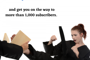 How to get your first 1,000 e-mail Subscribers