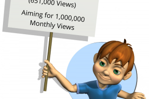 How to get 1 Million Monthly views on Pinterest