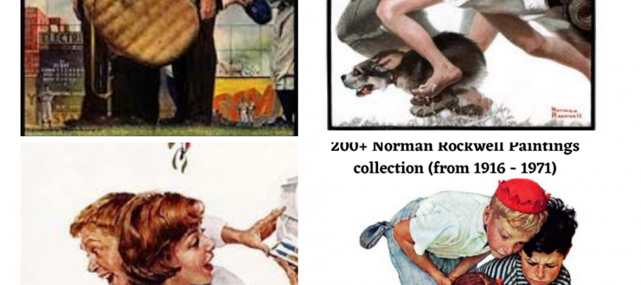 Top 10 Norman Rockwell Paintings