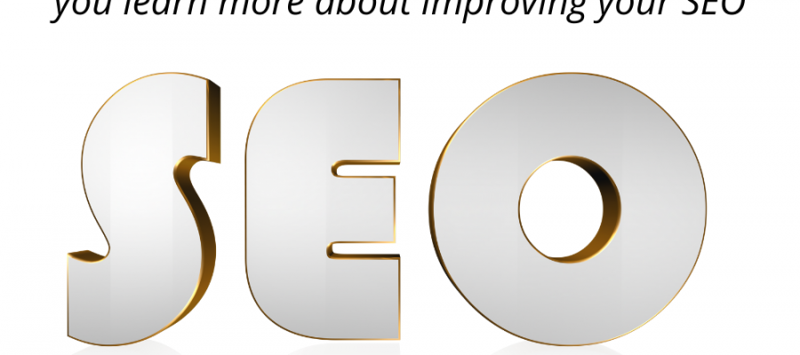 Image depicts 50 SEO Blogs to help you learn more about improving your SEO and it states that SEO is a very important element for bloggers that they need to know about to bring traffic to their blog.