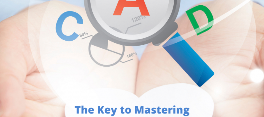 a palm of hands holding the key to mastering keyword research