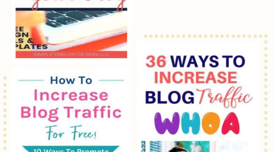 Top 25 How to get traffic to your website pins